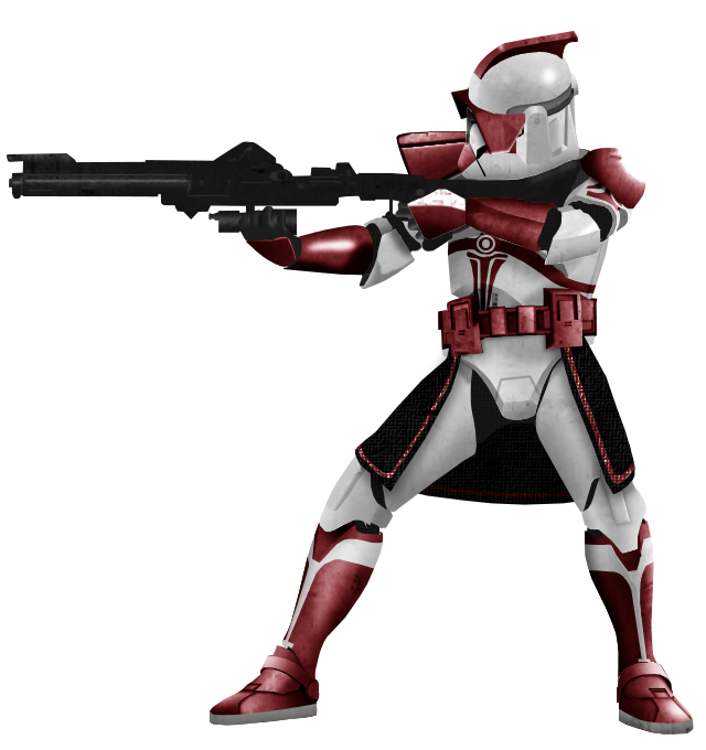 A Clone Apart: Story Of The 67th Legion (Star