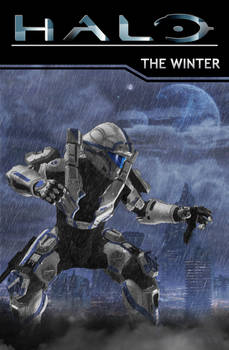 Halo: The Winter cover art