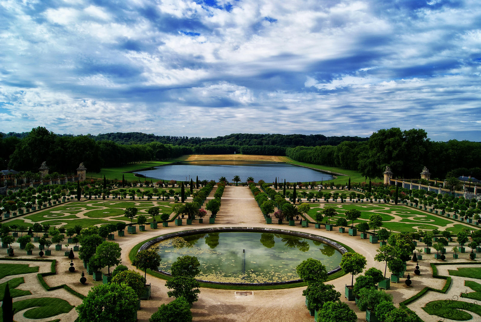 Check out versailles the palace of versailles for Garden design versailles