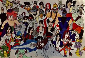PlayStation All-Stars Round 2