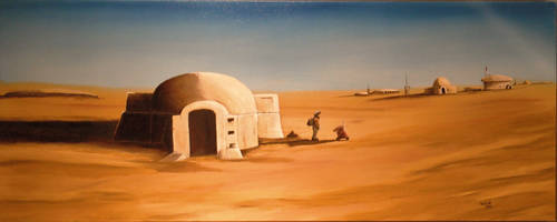 Last Goodbye (Star Wars) by Withoutum