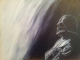 Darth Vader ( Star Wars ) by Withoutum