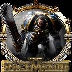 Warhammer 40.000 Space Marine Icon