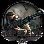 Sniper Elite V2 Dock Icon