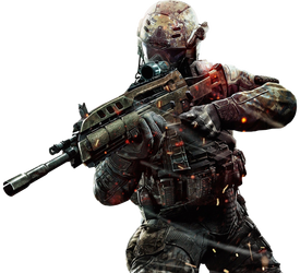 Black Ops 2 Render