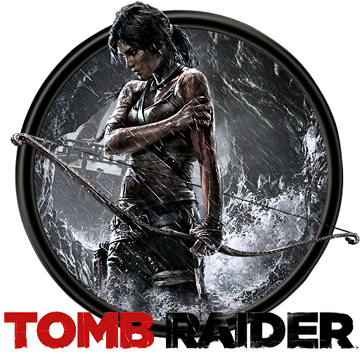 Tomb Raider 2013 Wallpaper: Tomb Raider 2013 Dock Icon Version 2 By OutlawNinja On