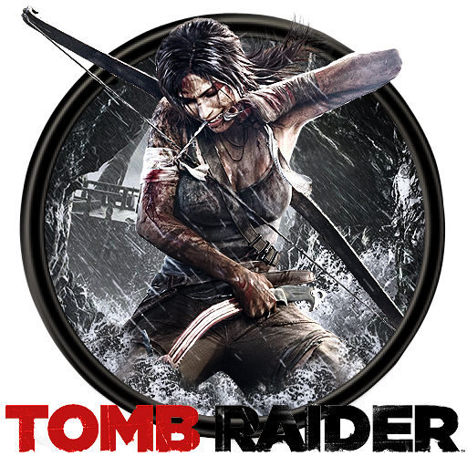 Tomb Raider 2013 Wallpaper: Tomb Raider 2013 Dock Icon Version 3 By OutlawNinja On