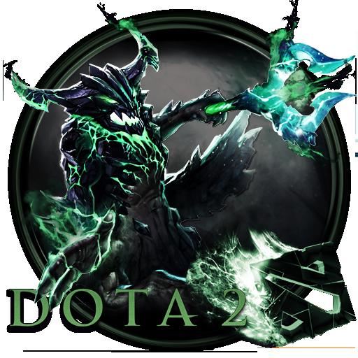 DOTA 2 Dock Icon by OutlawNinja on DeviantArt