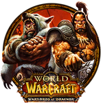 World of Warcraft 'Warlords of Draenor' Dock Icon