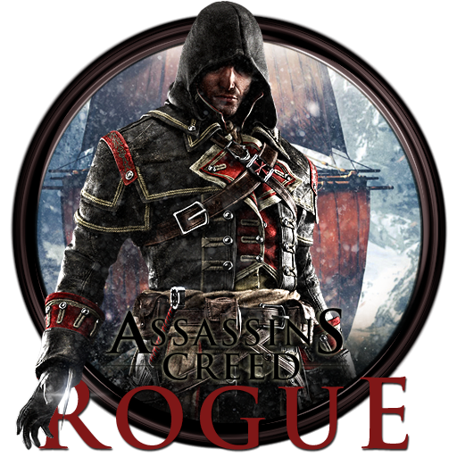 Assassin's Creed Rogue Dock Icon by OutlawNinja