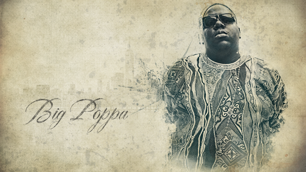 Notorious BIG Wallpaper By OutlawNinja