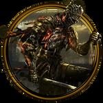 Dark Souls 3 Dock Icon (no text)
