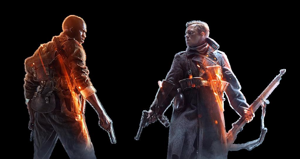Battlefield 1 Render / Cut By OutlawNinja On DeviantArt