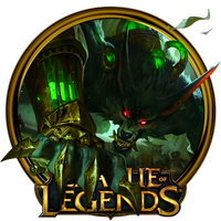 Warwick, the Uncaged Wrath of Zaun Dock Icon