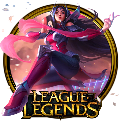 Irelia, The Defiant Blade Dock Icon by OutlawNinja