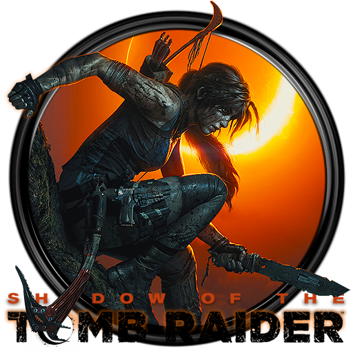 Shadow Of The Tomb Raider Wallpaper: Shadow Of The Tomb Raider Dock Icon By OutlawNinja On