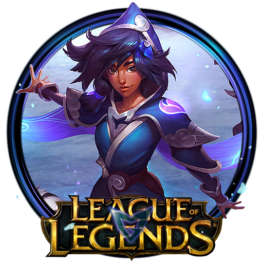 SSG Taliyah Dock Icon by OutlawNinja