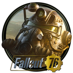 Fallout 76 Dock Icon by OutlawNinja
