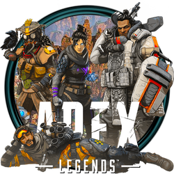 Apex Legends Dock Icon by OutlawNinja