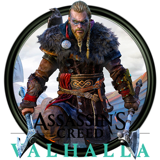 Assassins Creed Valhalla Dock Icon By Outlawninja On Deviantart