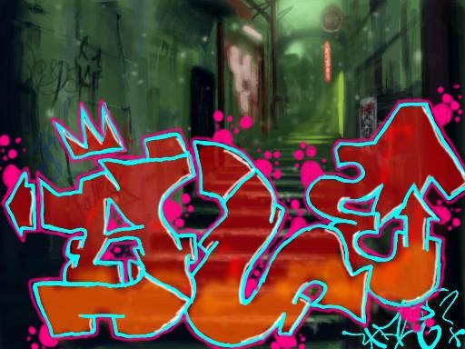 Mis antiguos diseños urbanos Graffs_by_stasko1-d3daszm