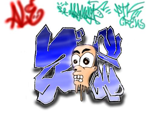 Mis antiguos diseños urbanos Ale_graffiti_by_stasko1-d3drgpt