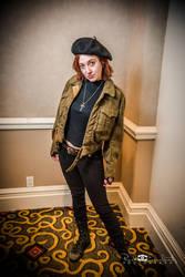 Liz Sherman - Galaxyfest 2015 by MooneWolfe