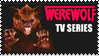Werewolf TV Series Stamp by Malidicus