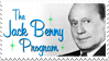 Jack Benny Stamp by Malidicus