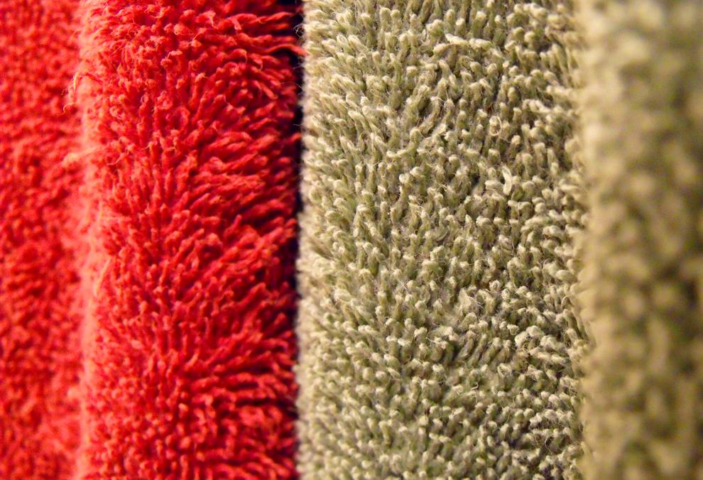 Towel Texture Macro by austincraver