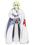 Commission Works. Original Character, Len