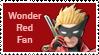 Wonder Red stamp by SilverBeastLaguz