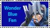 Wonder Blue stamp by SilverBeastLaguz