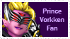 Prince Vorkken stamp by SilverBeastLaguz