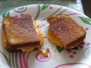 Disney's Grilled Cheese Sandwich