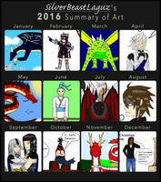 SBL's Summary of Art 2016