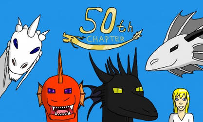 Dragon Rage: The First War 50th chapter