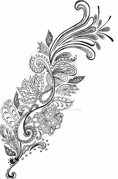 Paisley Design Potential By NatRadzi On DeviantArt