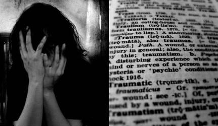 Post Traumatic Stress Disorder by Teddyhalloween