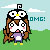 Pengy-chan icon by Pencil-Doodles