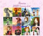 ART Summary|2020 by himeRra
