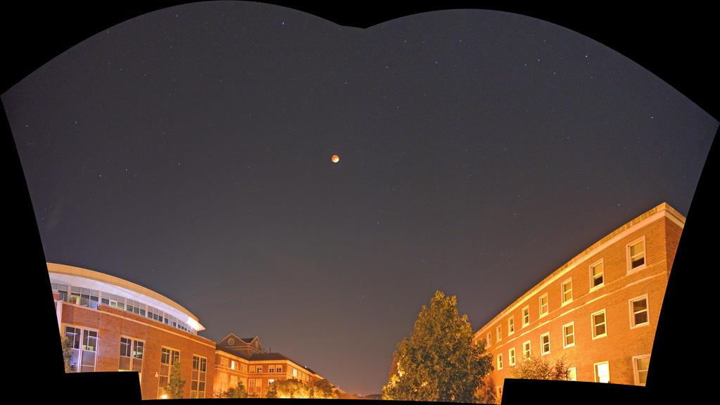 2015 Superblood Moon ft. Purdue University by geek96boolean10