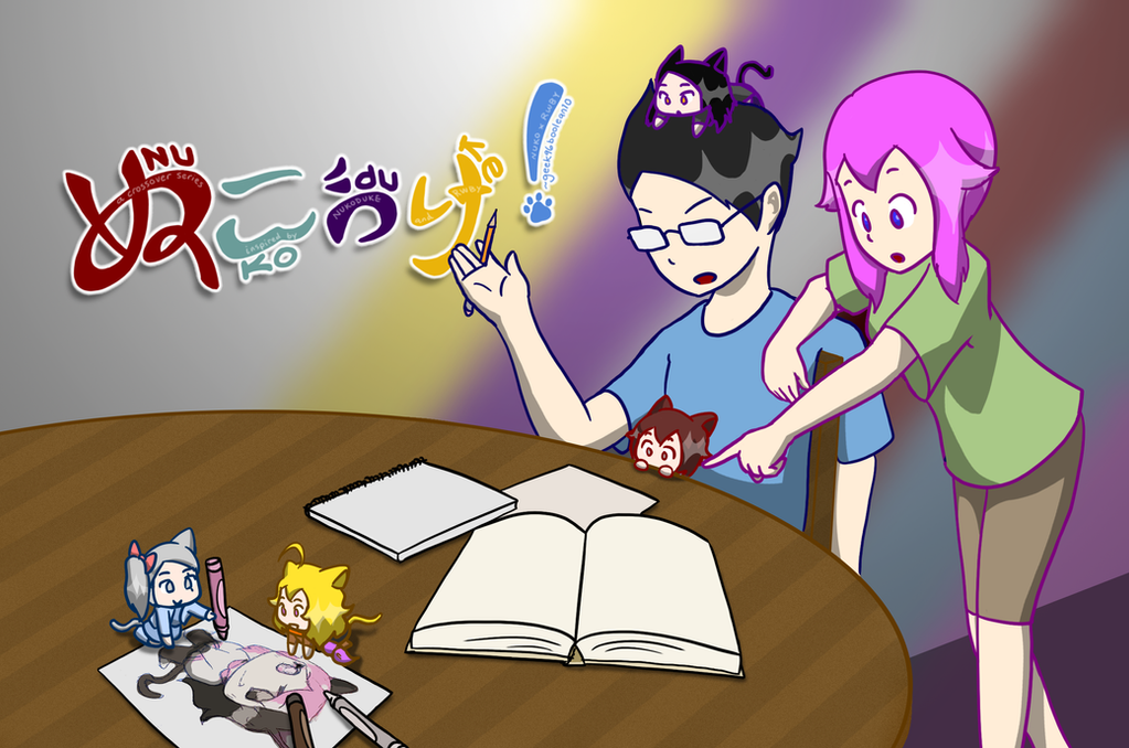 NUKOxRWBY Homework Time by geek96boolean10