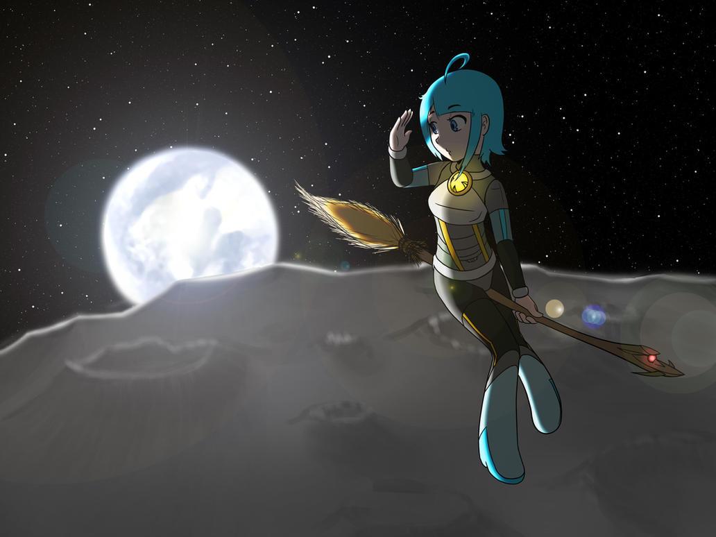 Moonwitch by geek96boolean10