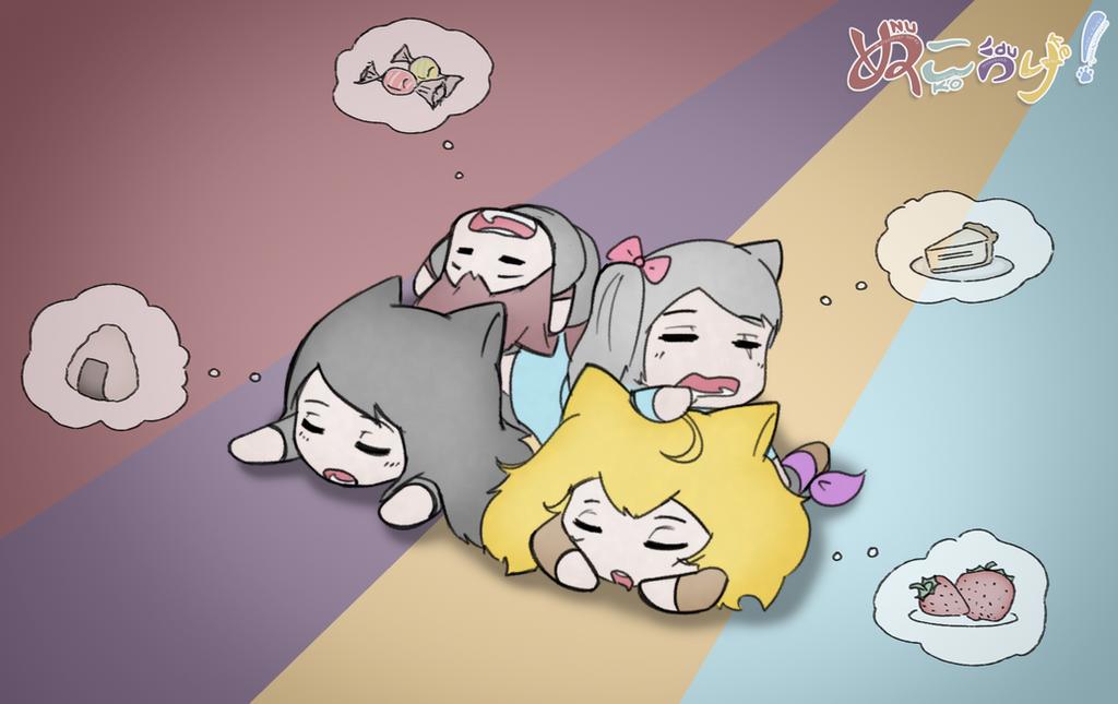 NUKOxRWBY - Nap Time by geek96boolean10