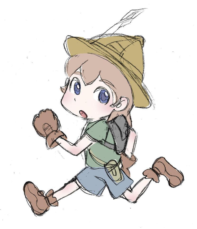 Lil' Adventurer by geek96boolean10