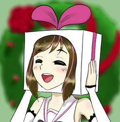 Kizuna AI - Present by geek96boolean10