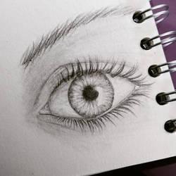 Eye practise #1