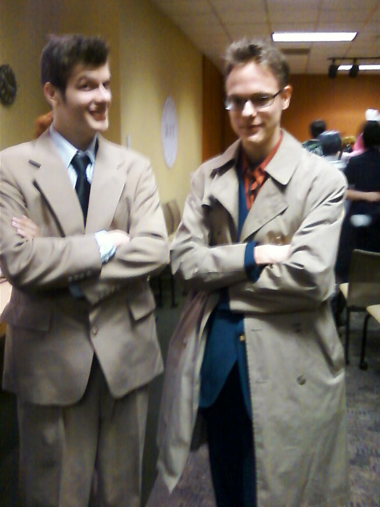 two Doctors by regates