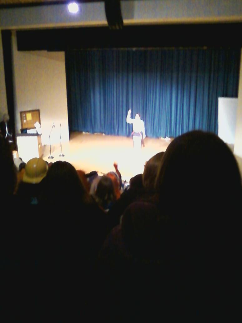 dancing female Doctor 4-jump by regates